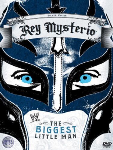 1 of 1 - WWE: Rey Mysterio - The Biggest Little Man DVD (2007) Rey Mysterio