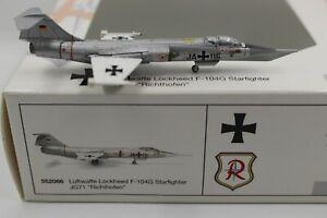 Herpa Luftwaffe F-104G Starfighter 1:200 552066 Modell