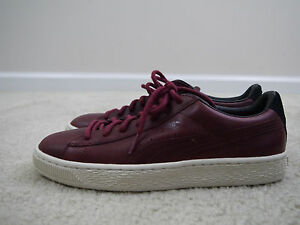 5 Case 7 Puma Casual Sneakers Basket Citi Nwob Rosso Series Men's TPgqB