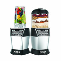 Nutri Ninja Bowl DUO with Auto-iQ Boost Drink & Meal Kitchen Blender