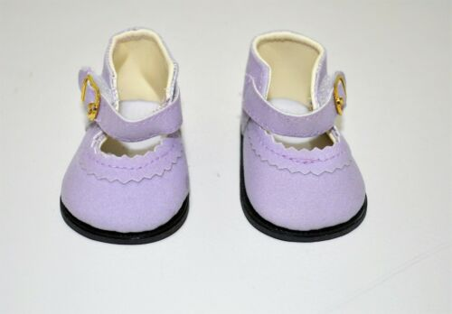 "18/"" Doll Clothes Mauve Shoes Fits American Girl Dolls Clothes Our Generation"