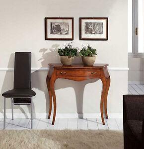 Tavolo consolle tavolino soggiorno mobile ingresso ebay for Consolle tavolo