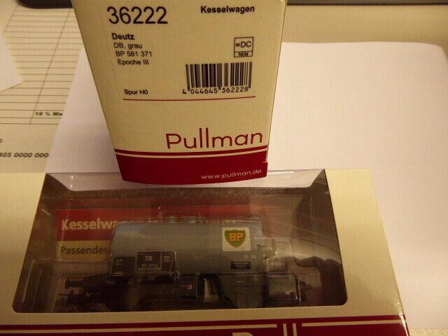 Esu-Pullmann 36222 Kesselwagen Deutz BP,Neu -OVP