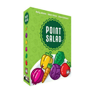 Point Salad Theme High Quality Interactive Contemporary Best In Unique Card Game
