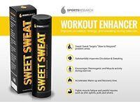 Sweet Sweat Stick 6.4 Oz (182g) Workout Enhancer Gel Free Shipping