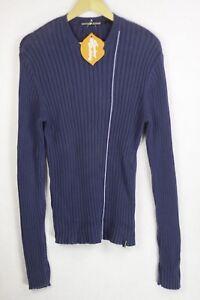 scollo Dkny Maglione da blu maglia con uomo V da maglia a Xl maglia a sottile con P26 uomo a collo q6w6rWTEpP