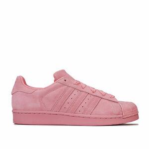 Short-Femme-Adidas-Originals-Superstar-Baskets-en-clair-rose