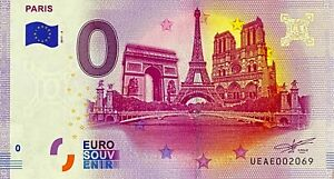 BILLET-PARIS-TROIS-MONUMENTS-REVERS-BIG-BEN-FRANCE-2017-NUMERO-DIVERS