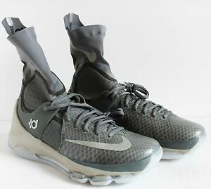 pretty nice c4c7f ca212 Image is loading NIKE-KD-8-ELITE-034-NEUTRAL-034-TUMBLED-