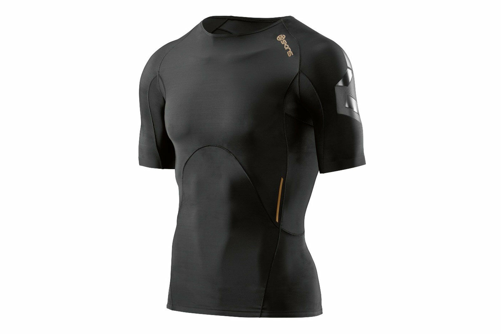 Skins SKINS A400  Herren Compression S/S Top Sports Training Workout
