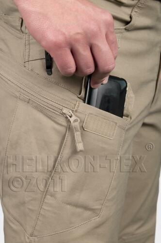 Bekleidung HELIKON TEX URBAN TACTICAL PANTS UTP Outdoor RIPSTOP HOSE Shadow Grey Large Long Hosen