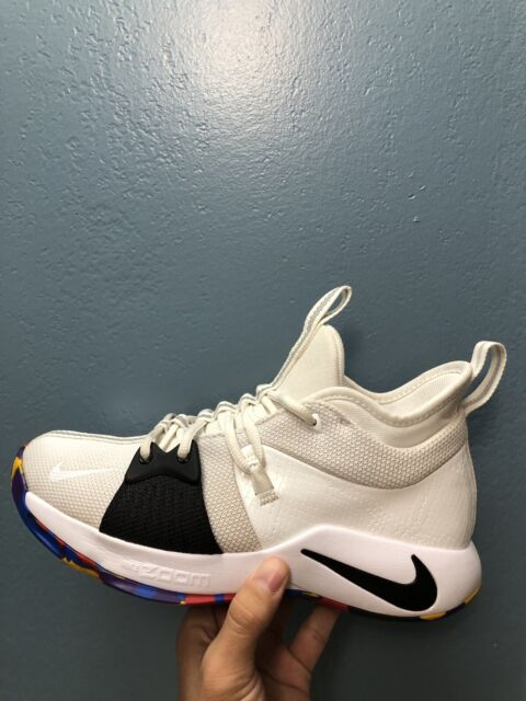 newest collection 09590 b08c2 Nike PG 2 NCAA March Madness Ah5163 100 Men 9