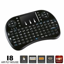 Mini i8 Wireless Keyboard 2.4GHz Air Mouse Remote Touchpad for Android TV PC