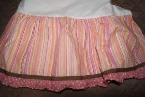 Cocalo Baby Tropical Punch Pink Orange Yellow Nursery Crib