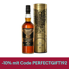 Game of Thrones Mortlach Whisky inkl. Geschenkverpackung 15 Years Six Kingdoms
