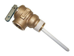 Reliance Temperature And Pressure Relief Valve 3/4""