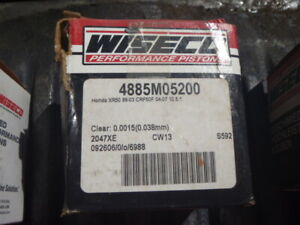Wiseco Honda XR50 XR CRF50 CRF50F CRF 50F 50R XR50R Piston Kit 40.50mm 88-12