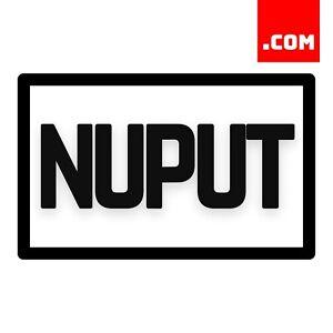 Nuput.com - 5 Letter Short Brandable Domain Name - Dynadot COM Premium Domains
