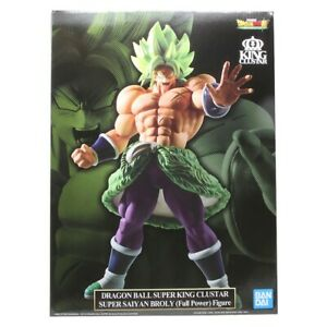 Full Power Figure Banpresto Non Dragon Ball Super King Clustar Super Saiyan Broly