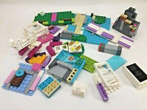 Lot LEGO Blocks & Misc Parts & Pieces Little Pet Shop Pretty Pony Bright Colors