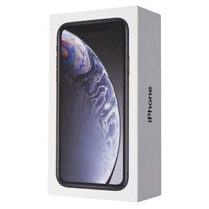 Renewed RETAIL BOX - Apple iPhone XR - 64GB / Black - NO