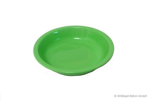 tief Sonja PLASTIC Teller DDR Plastik Geschirr für Kinder Ostprodukte