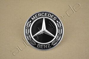 Original-Mercedes-Emblem-Stern-Firmenzeichen-Schriftzug-NEU-A0008171801
