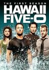 Hawaii Five O First Season 0097368208049 With Taylor Wily DVD Region 1