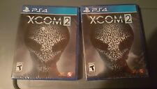 XCOM 2 PlayStation 4 Brand New Sealed Video Game PS4 Free Shipping
