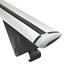 V-RR Barres de toit alu pour Suzuki sx4 06-13 compl