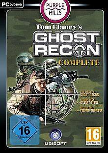Tom Clancy's Ghost Recon - Complete de Purple Hills | Jeu vidéo | état bon