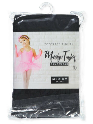 Marilyn Taylor Girls/' Footless Dance Tights