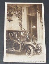 CPA 1918 BELGIQUE BELGIË RETOUR DU BOURGMESTRE DE BRUXELLES MAX BRUSSEL