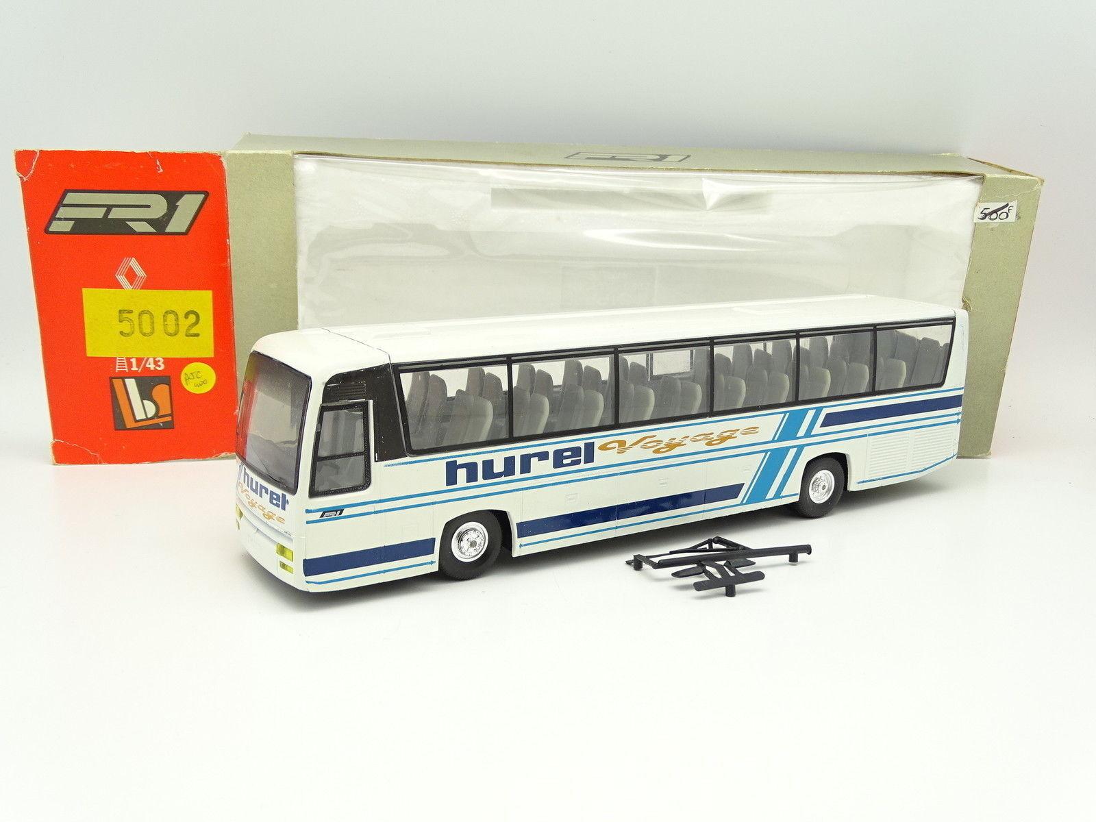 Eligor lbs 1   43 - bus auto für renault fr1 hurel reise