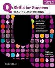 Q Skills for Success Reading and Writing: Intro: Student Book with Online Practice by Oxford University Press (Mixed media product, 2011)