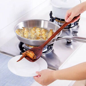 Am-HB-Wood-Long-Handle-Cooking-Spatula-Spoon-Mixing-Shovel-Utensil-Kitchen-Too