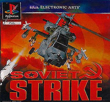 Soviet Strike (Sony PlayStation 1, 1996)