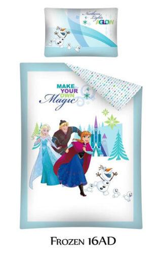 Mickey Frozen 2773 Baby Kinder Bettwäsche Disney 100x135 2 Tlg Minni