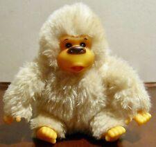 """Russ Berrie Baby Gonga Monchhichi Thumb Sucker Plush Toy  5-1/2""""  NICE Pre-owned"""