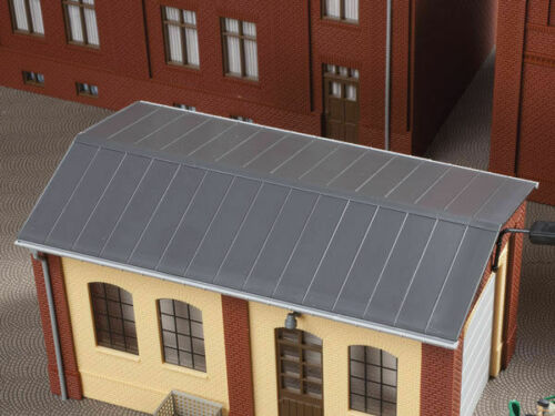 Auhagen 80301 Roofs with Skylights Modelling Kit