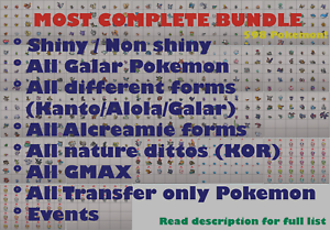 Pokemon-Sword-Shield-All-598-Complete-Galar-Pokedex-Pokemon-Home-Fast-Dlvr