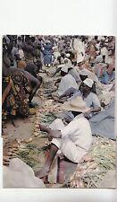 BF17866 cameroun mokolo les origins au marche de koza types  front/back image