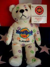 HRC Hard Rock Cafe Tijuana Peace Beara Bear Bär Series Herrington