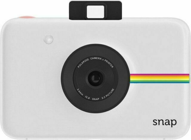 Polaroid Snap Instant Digital Camera  with ZINK Zero Ink Pri