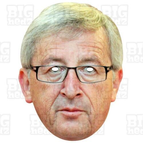 DOMINIC RAAB Face Mask Life-size or BIG A3 BREXIT PARTY Halloween Juncker May