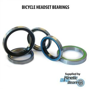 "Kinetic Bearing MH-P08F Headset Bearing 1-1//8"" 30.5 x 41.8 x 8"