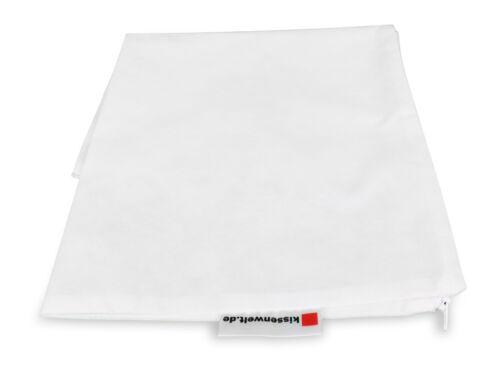 Größe 115x115 cm PP Sitzsack Innensack viereckig aus Vlies 289 L Volumen