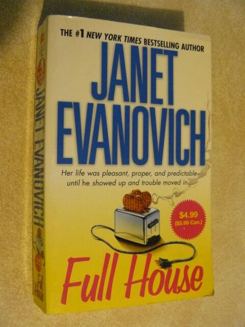 Full House by Charlotte Hughes, Steffie Hall & Janet Evanovich #1 NY Bestseller