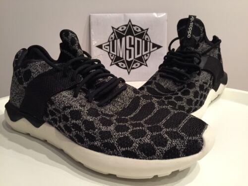 Originals Tubular Sz Adidas Primeknit Runner Carbon 12 B25573 Black fHxw1BRq