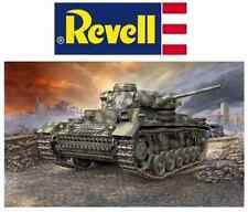 Revell 03251 PzKpfw III Ausf. L tanque medio alemán Kit de escala 1:72